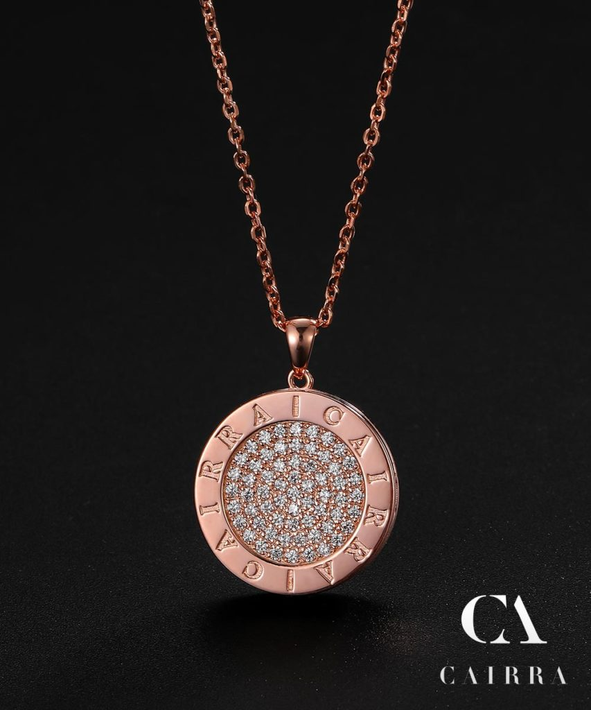 cairra Rose gold
